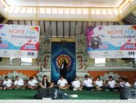 Australia Konser Move On Reconciliation di Bali