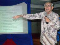 Jaya Susila Motivasi Mahasiswa STIKOM Bali-Jangan Menjadi Orang Besar Tapi Mati Meninggalkan Masalah