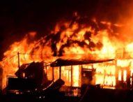 Pemukiman Padat, Kediri Langganan Kebakaran