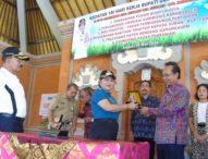 Soal Bali Pulau Surga, Bupati  Mas Sumatri:  Tanpa Karangasem, Surganya di Mana?