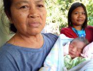 Geger, Bayi Laki-laki Masih Dililit Tali Pusat Dibuang di  Pasar