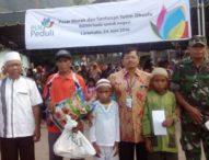 Jelang Idul Fitri, PLN Flores Bagian Timur Bantu 700 Umat Muslim Larantuka