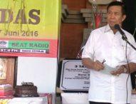 Gubernur Bali Mangku Pastika: Wartawan Bermodalkan Kartu Pers Sama dengan Pramuwisata Yang Menjual Kepala Turis