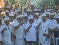 14 Tahun Berkiprah, PBB Komit Ajegkan Bali Santhi