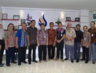 Setelah Mendapat Ranking 3 Nasional Kategori STMIK-Puluhan Perguruan Tinggi Indonesia Kunjungi STIKOM Bali