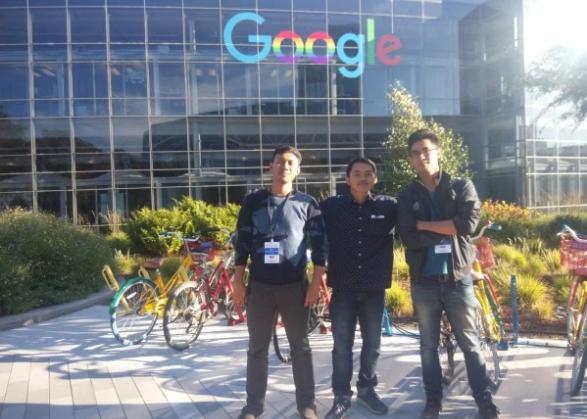 Startup Bisnis Indonesia dari Alumni STIKOM Bali Diundang Google ke Amerika Serikat