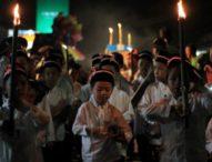 Festival Irama Musik Sahur Dipadati Ribuan Penonton