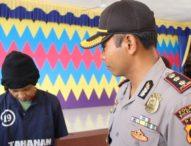 Han, Pengedar Narkotika Dibekuk Polisi