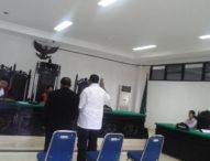 Sidang Korupsi MCK Pengungsi Rokatenda, Terdakwa Berjinta Bantah Tibo