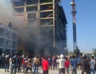 Tim Labfor Polda Bali Selidiki Penyebab Kebakaran Gedung SDH