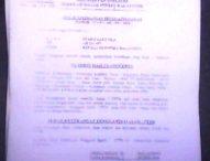 Selain Ijazah Paket B dan C Bermasalah, Ternyata Anggota DPRD Lembata Ini Diduga Kuat Tak Berijazah SD