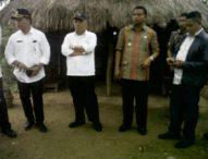Menteri PUPR RI Tinjau Lokasi Bendungan Temef NTT