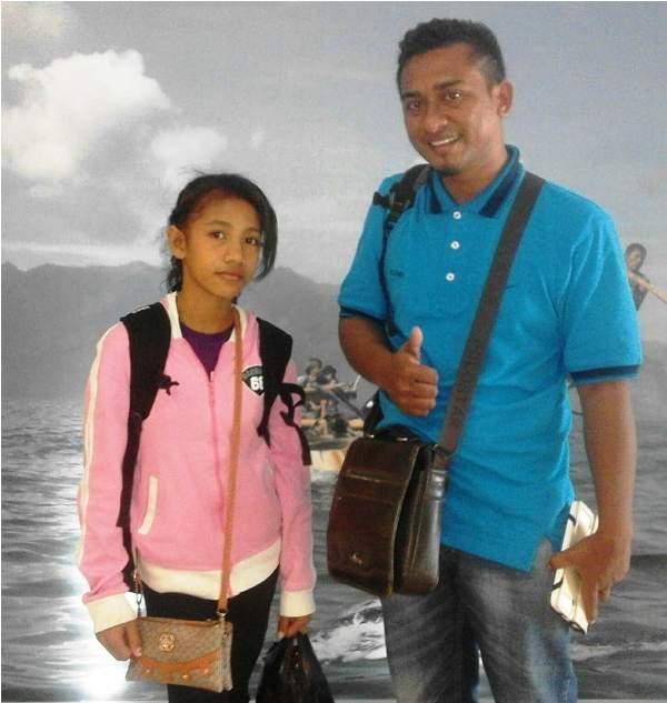 Siswi Asal Flores Timur Ikut Jambore Sanitasi Tingkat Nasional