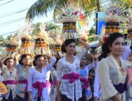 Menteri Pariwisata Buka Sanur Village Festival XI-Sanur Benchmark Pariwisata Berbasis Komunitas Terbaik.