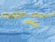 Giliran, Sumba Tengah Diguncang Gempa Bumi 5,5 SR