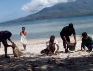 Kelompok Tanpar Terus Dandani Riangsunge Beach