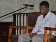 Terlibat Pembunuhan Berencana, Mantan Pastor dan Seorang Warga Siap Dieksekusi