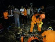 Dua Buruh Jadi Korban Longsor di Ungasan