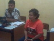 Nety Aty, Tukang Peras Tahanan Ditangkap Polisi