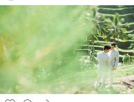 Pasangan Gay Diduga Pre Wedding di Bali
