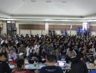 1.150 Mahasiswa Mengikuti Technical Meeting GMTI XV STIKOM Bali
