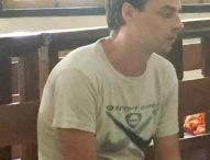 Terbukti Merampok, Bule Rusia Divonis 1,5 Tahun Penjara