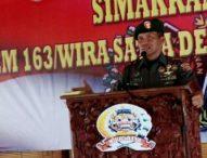 Tak Ada  Anggota TNI  Jadi Beking Dunia Malam