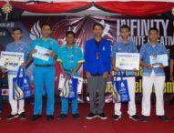 SMKN 1 Denpasar dan Acyuta Juara INFINITY2016