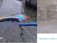 Sampan Ditabrak Kapal Tongkang,  Nelayan Jembrana Hilang di Laut
