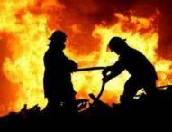 Terjebak, Pasangan Suami Istri Tewas Terbakar