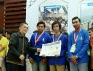 Setelah Menjuarai Computer Forensic 2015 –Tahun 2016 STIKOM Bali Juara 1 Computer Hacking Tingkat Nasional