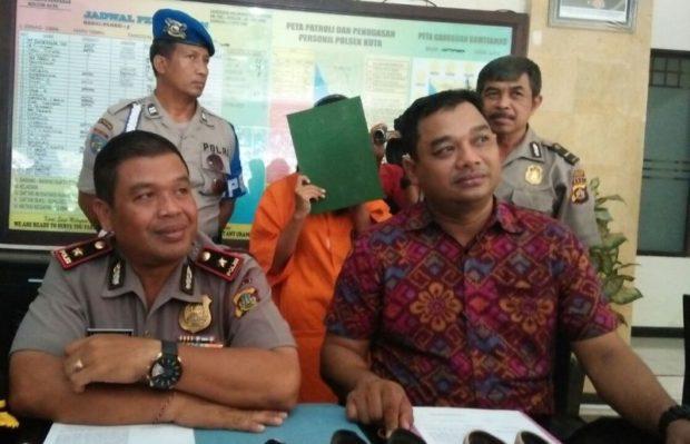 Embat Sepatu, Penjaga Toko Ditangkap