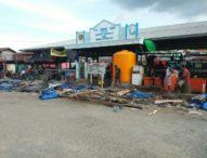 Pasar Tradisional Atambua Ditertibkan