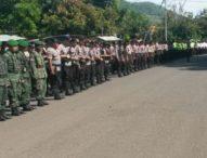 Amankan Pilkada Flotim, Brimob Sikka Back Up Polres Flotim