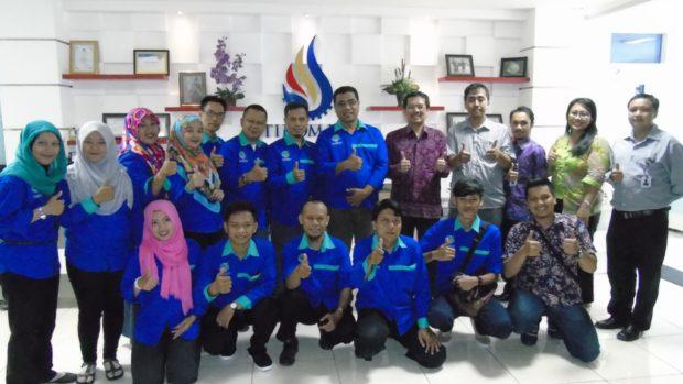Wakil Rektor 3 Institut STIAMI Jakarta Kaget, STIKOM Bali 6.000 Mahasiswa