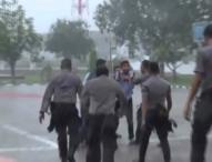 Demo Mahasiswa di Kejati NTT Ricuh, Lima  Mahasiswa Dianiaya Polisi