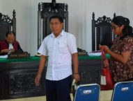 Dua Koruptor Dana Pilkada Lembata Dituntut 3 Tahun