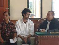 Salahgunakan Izin Tinggal, Bule Italia Terancam Dipenjara 5 Tahun