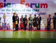 Bali Safari Tuan Rumah Pertemuan Forum Asia Untuk Hak Anak