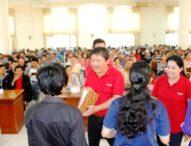Ratusan Mahasiswa Jembrana Berprestasi Digelontor Beasiswa