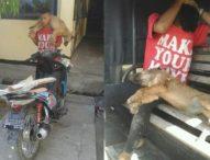 Curi Anjing, Dua Mahasiswa  Digebuk Warga