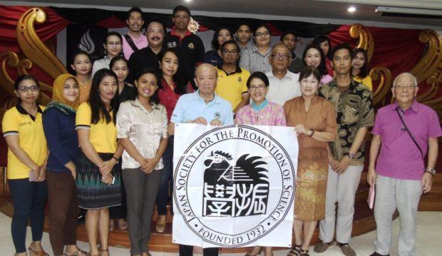 Jepang Tawarkan Program Magister dan Doktor