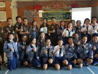 JMS Wadah Sosialisasi Konsekwensi Hukum Bagi Pelajar