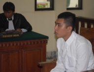 Pembunuh PSK Divonis 10 Tahun Penjara