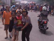 Korek Api Pemicu Kebakaran 3 Kios