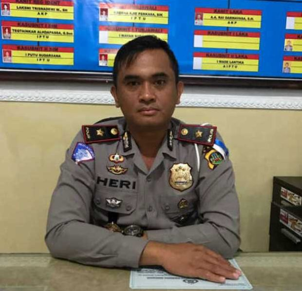Sat Lantas Denpasar Tilang 3613 Pelanggar di Operasi Zebra 2016