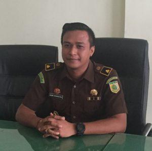 Kasi Intel Kejari Denpasar, IGA Kusumayasa Diputra. Foto: balinewsnetwork/pro.