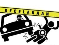 Kecelakaan Beruntun, Satu Orang Meregang Nyawa Tergilas Truk