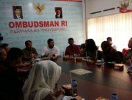 Komisi II DPR RI Kunjungi ORI Bali