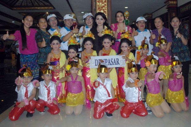 Bunda dan Gugus PAUD Denpasar Raih Juara  Provinsi Bali